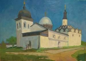 Свияжск. Успенская церковь.