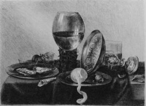 Копия натюрморта