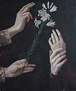 Композиция с руками