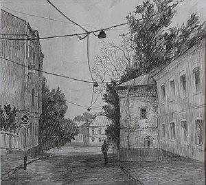 Колпачный переулок