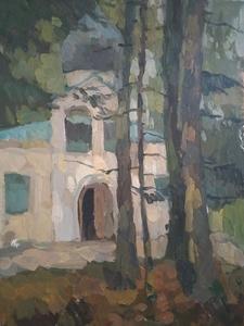 Храм в Абрамцево