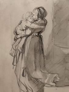 Копия Рембрандта