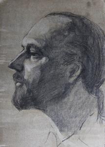 Портрет в профиль