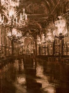 Дом оперы в Париже