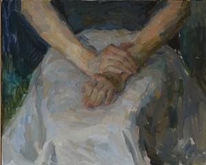 Руки Альбины