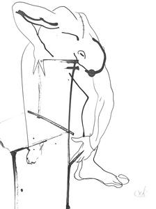 Упражнения со стулом (часть 3)