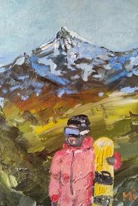 Check ski pass
