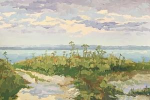 Поле в Переславле-Залесском