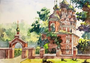 Церковь на китай-городе