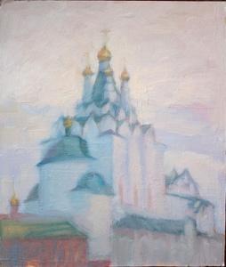 Троицкая церковь. Йошкар-Ола