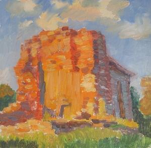 Огненные руины