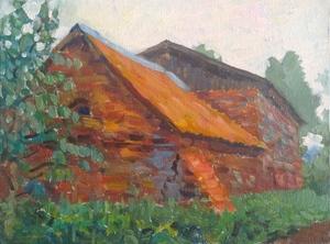 Дом красного кирпича