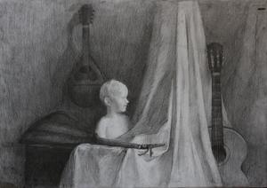 Музыкальный натюрморт