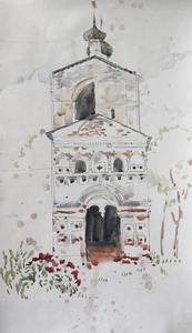 Белая колокольня