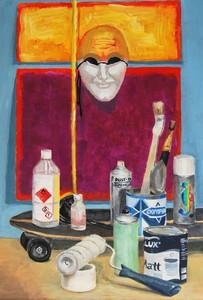 Набор художника (маска)