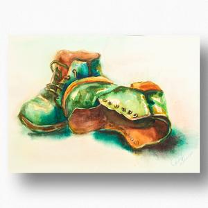 Любимые ботинки