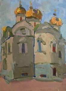 Питерская церковь