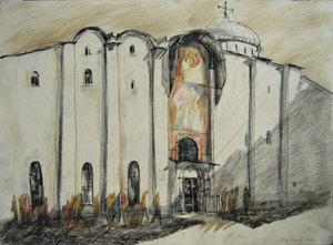 Собор Св.Софии в Новгороде