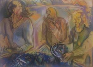 ''Три рыбака''