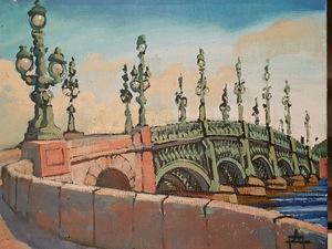 ''Троицкий мост''